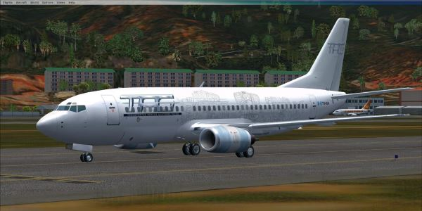 Welcome to Perfect Flight » FSX/FS2004 – Boeing 737-300