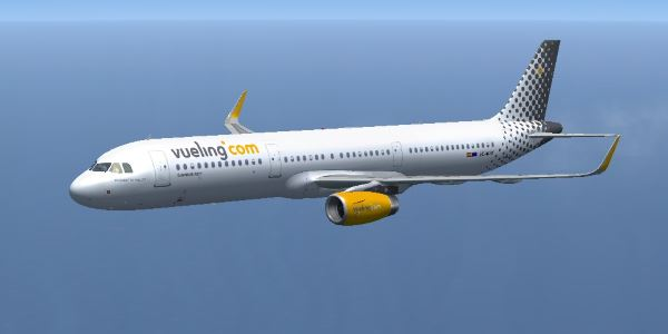 Welcome to Perfect Flight » FSX/FS2004 – Airbus A321-231 Vueling