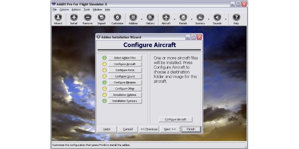 Welcome to Perfect Flight » FSX Utility – Addit! Pro V7 5 6