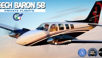 Welcome to Perfect Flight » FSX – Beech 1900 Pacific Coastal