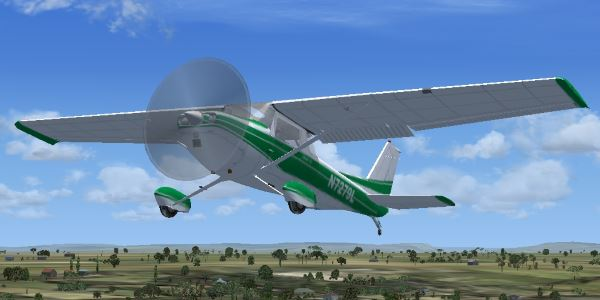 Welcome to Perfect Flight » FSX – Native Cessna 150 Taildragger