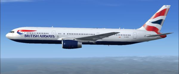 Welcome to Perfect Flight » FSX/ FS2004 – Boeing 767-336ER