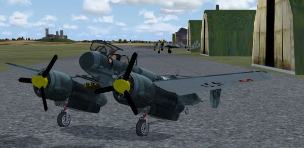Welcome to Perfect Flight » FSX/FS2004/P3D V3 – German WWII
