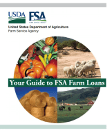 Your Guide to FSA Farm Loans Cover Page
