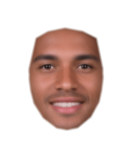 Soccer World Cup 2018 Average Face by Team – PandaTec