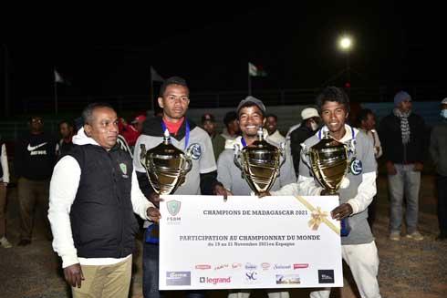 Championnat de Madagascar : Liva, Iaro et Onja survolent les débats
