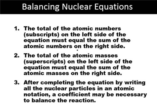 PartC: Nuclear Reactions