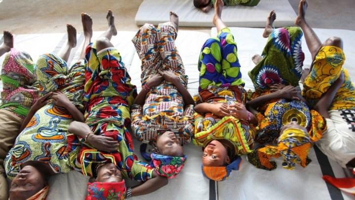 Fistule obstétricale en Afrique