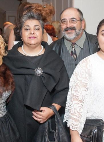 Ales Moldino, Grace Loyola, Irma Loyola, Kristan Loyola
