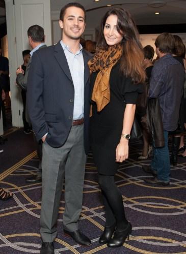Paul Zlatunich, Sahar Tooryani
