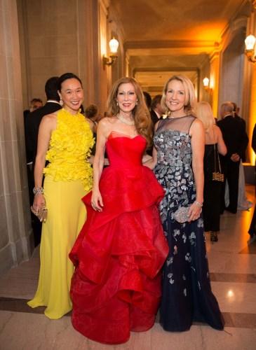 Carolyn Chang, Teresa Medearis, Ann Girard