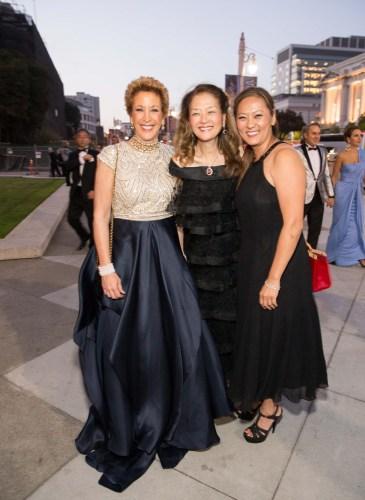 Amy Millman, Olivia Decker, Elizabeth Fullerton