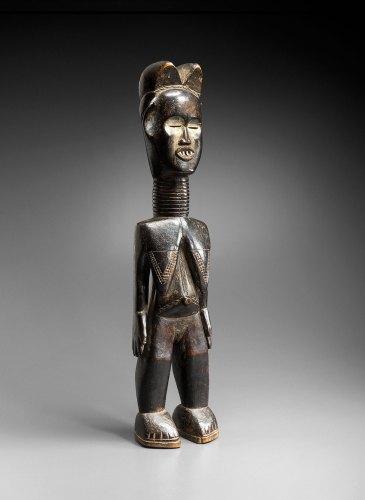 Dan-sculpture-Galerie-Lucas-Ratton