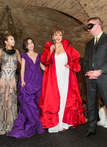 Jeannie Mai, Angie Elconin, Rosalina Lydster, Freddy Harteis