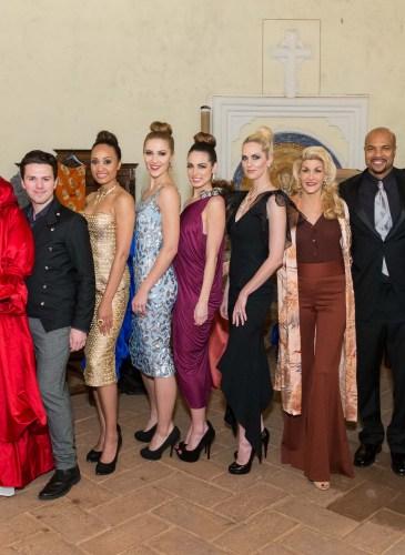 Rosalina Lydster, ?, Models, Karen Caldwell, Charleston Pierce, Liam Mayclem