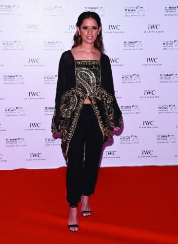 2014 Dubai International Film Festival - Day 2
