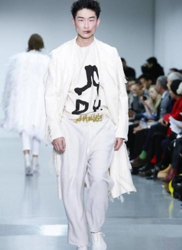 Sankuanz by GQ China menswear fall winter 2015 in london