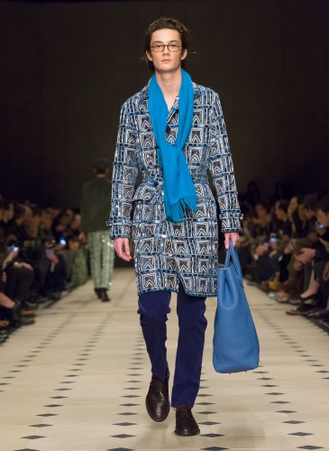 Burberry Prorsum Menswear Autumn_Winter 2015 Collection - Look 48