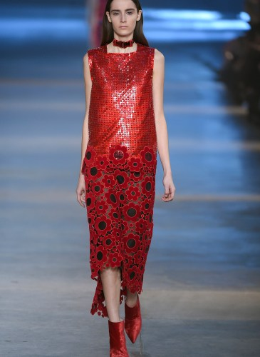 Christopher Kane AW15 Look 38