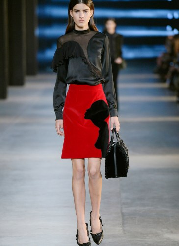 Christopher Kane AW15 Look 6
