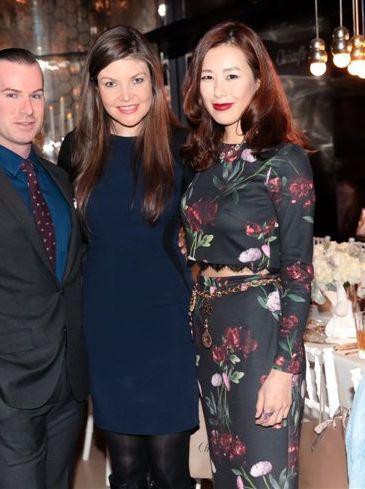 Jason Trabert, Nicole Noonan, Tana Chung