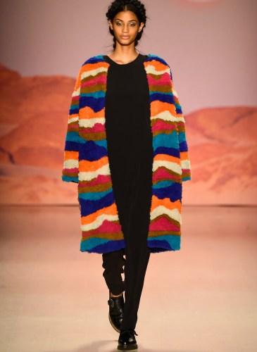 Mara Hoffman - Runway - Mercedes-Benz Fashion Week Fall 2015