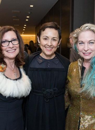 Mary Margaret Jones, Sako Fisher, Cheryl Haines