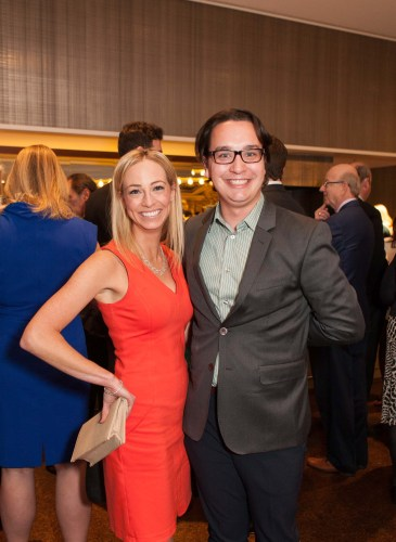 Karen Newmarker & Christopher Wiseman