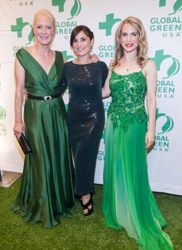 Gorgeous Green Gala