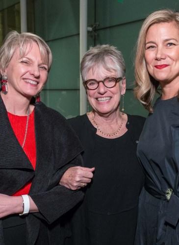 Deborah Choate, Brenda Way, Michelle Hansen