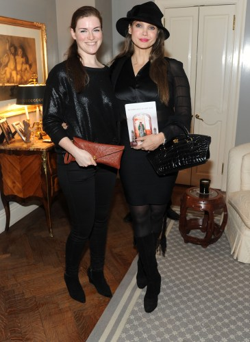 Lauren Lawrence & FSHN Magazine host a book signing for Elisabth Thieriot