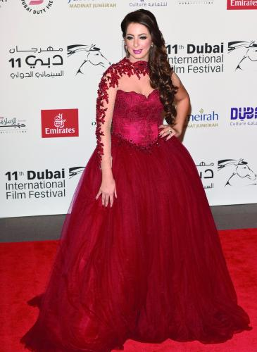 2014 Dubai International Film Festival - Day 3