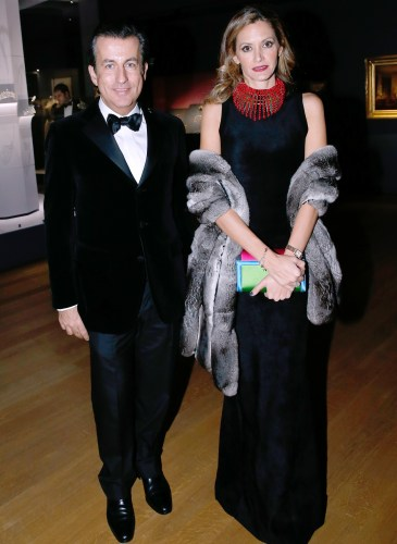 'Cartier: Le Style et L'Histoire' Exhibition Private Opening - Exhibition & Gala Dinner