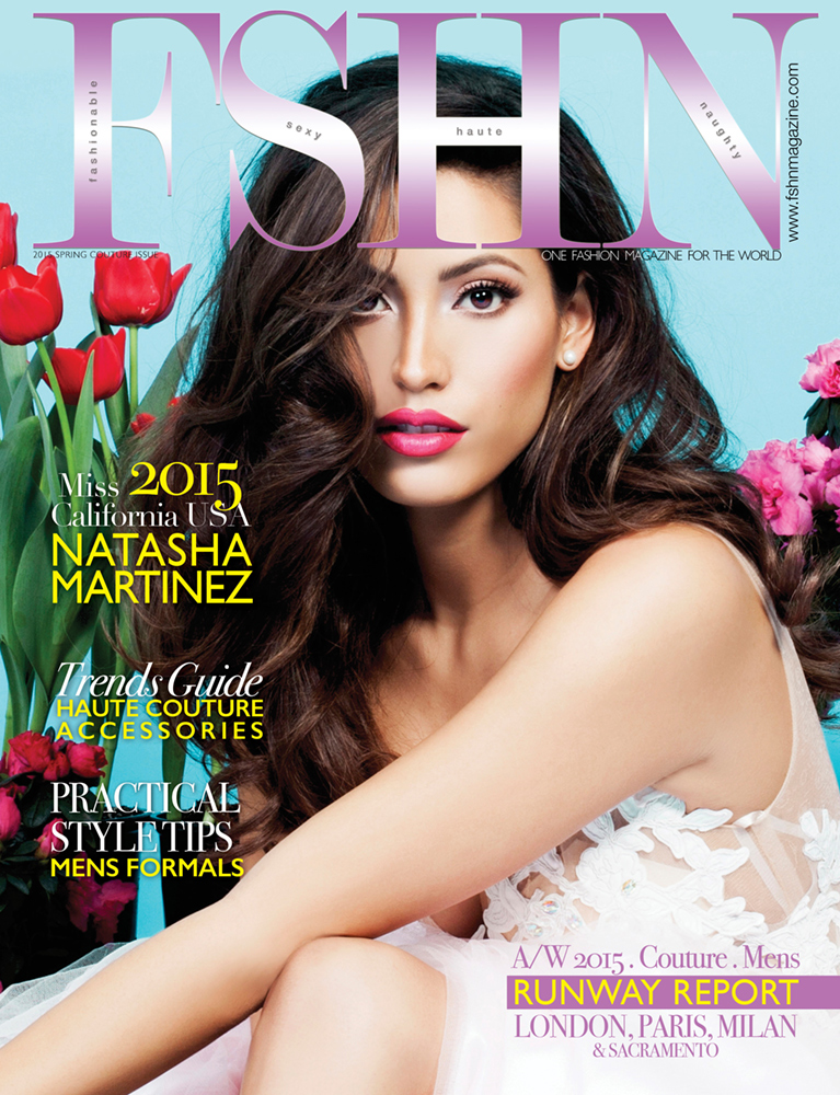 FSHN – 2015 SPRING COUTURE ISSUE