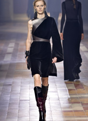 LANVIN__Ready to wear fall winter 2015-16 _PARIS fashion week _March 2015__