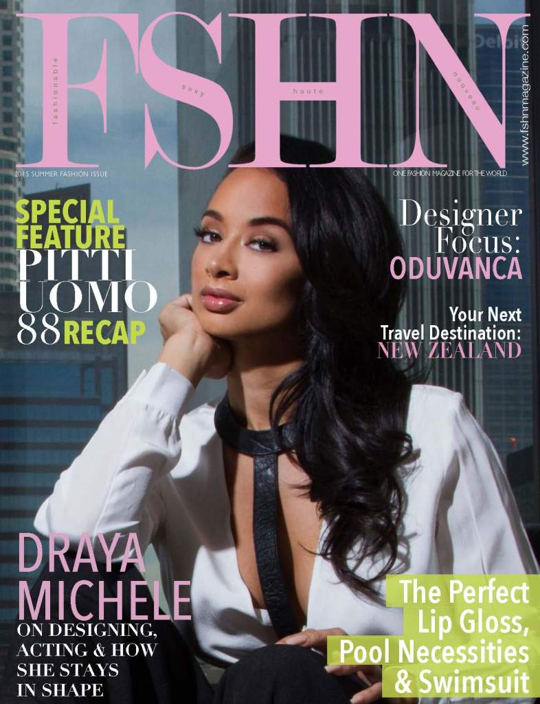 FSHN – 2015 SUMMER FASHION ISSUE