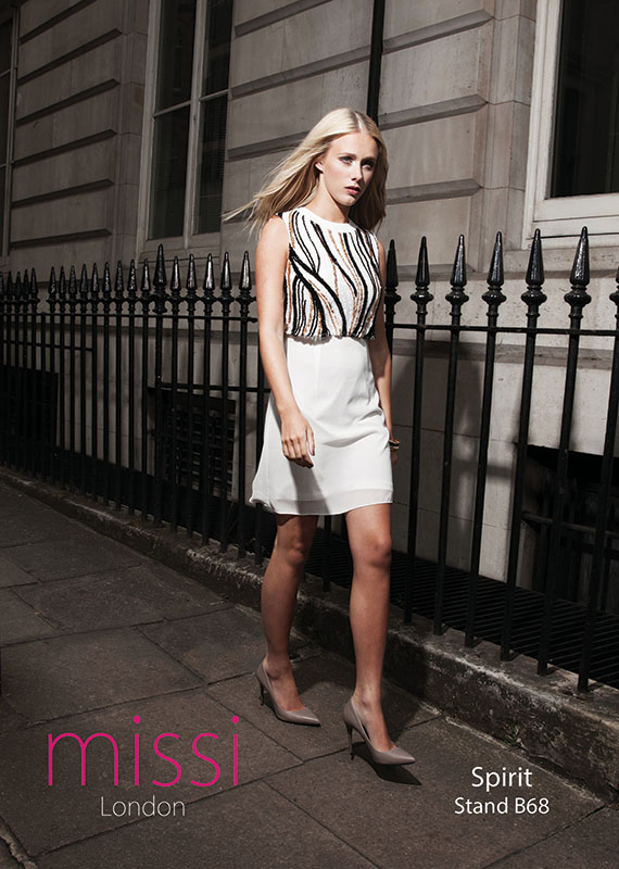 Missi London to Exhibit New Autumn / Winter 2015 Clothing Range at Pure London Trade Show