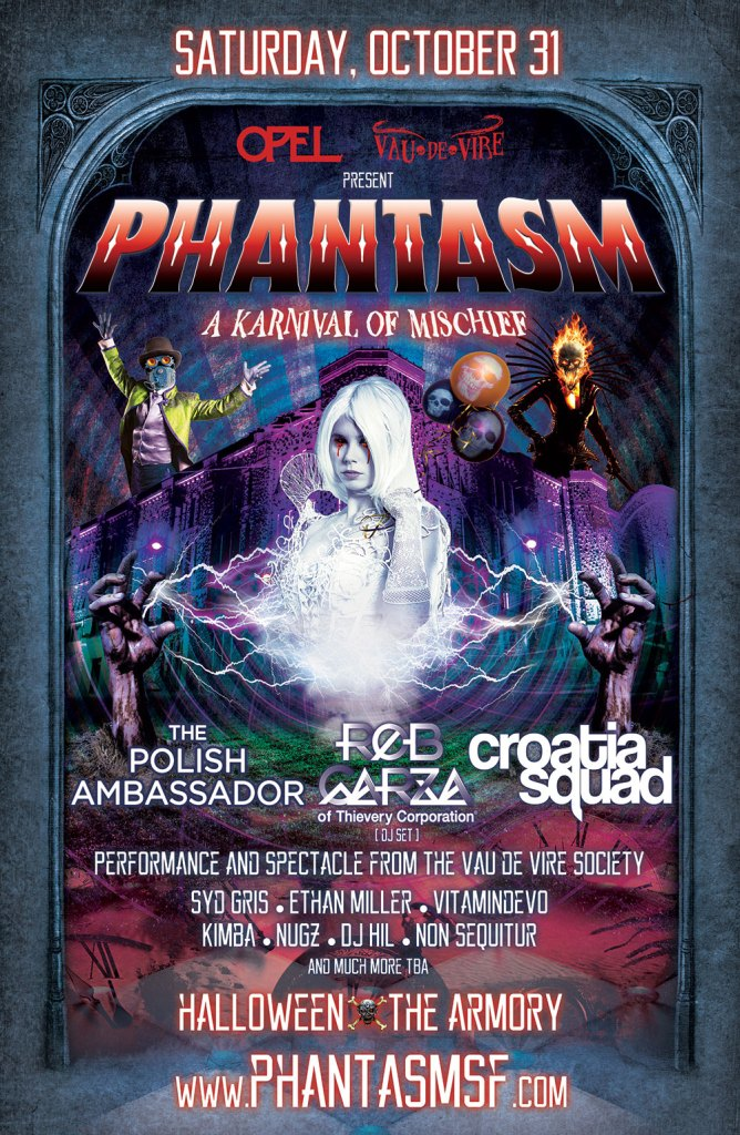MusicBeatz Halloween – Top Five San Francisco Events