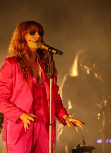 Florence + The Machine by Nick Ramey