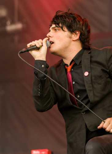 Gerard Way by Nick Ramey