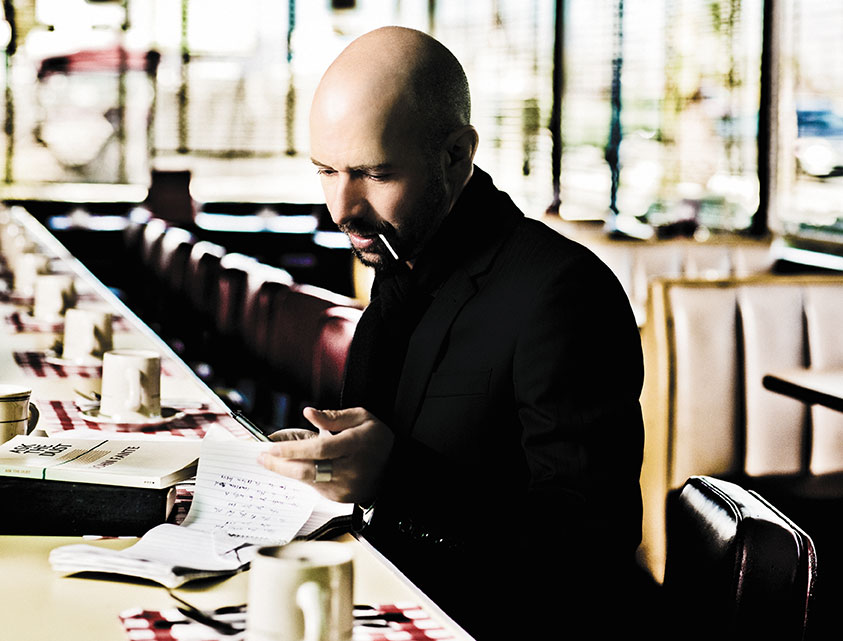 An Interview with New York Times Bestselling Author Neil Strauss
