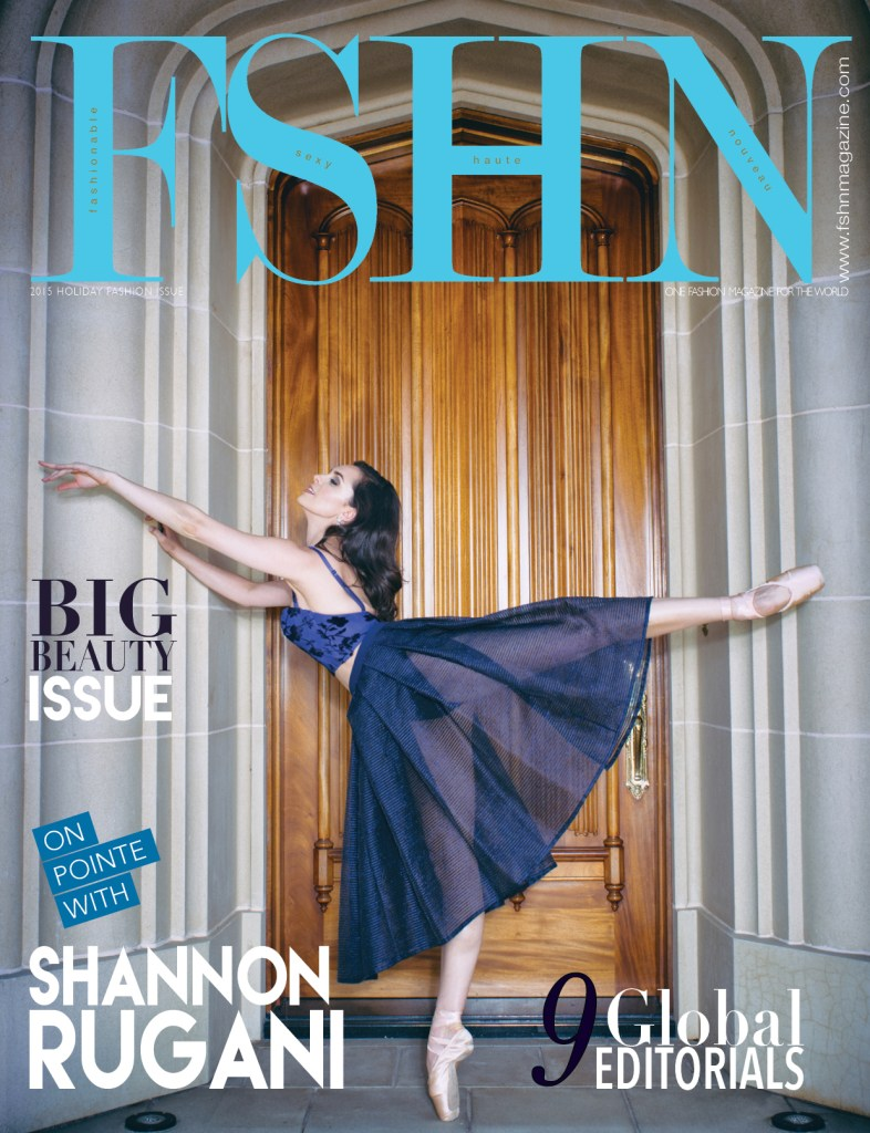 FSHN – 2015 Holiday Fashion Issue