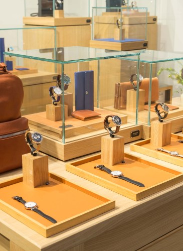 Shinola Stylist Series With Lauren Goodman