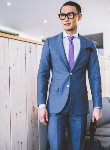 INDOCHINO Summer 2016 - Micro Houndstooth (3)