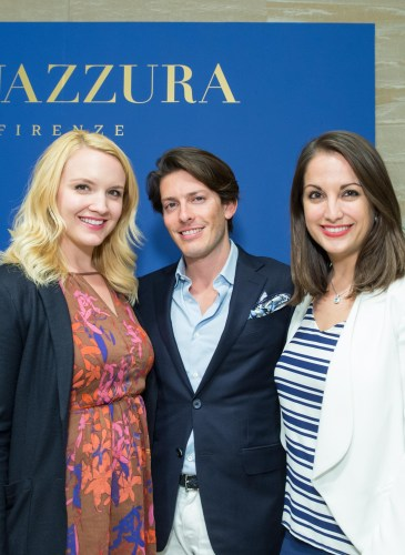 Aquazzura Creator Edgardo Osorio Personal Appearance at Saks Fifth Avenue