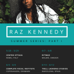 Raz Kennedy Summer Series Part I
