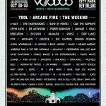 Voodoo 2016 Poster