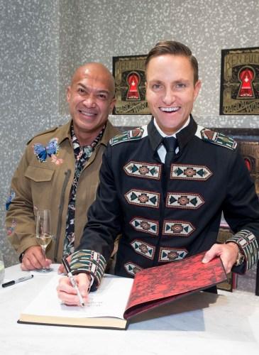 Valentino x Ken Fulk Book Signing