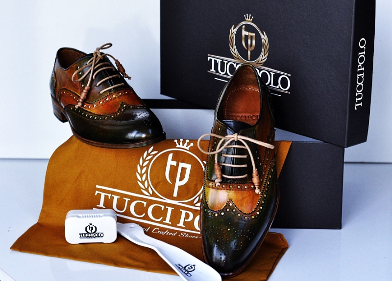 TucciPolo Expands Its Made-to-Order Handmade Luxury Shoe Collection