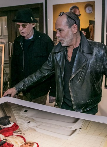 Billy Bob Thornton and Timothy White